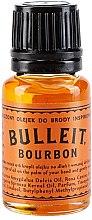 Парфюмерия и Козметика Масло за брада - Pan Drwal Bulleit Bourbon Beard Oil