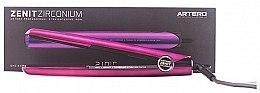 Парфюмерия и Козметика Професионална преса за коса - Artero Zenit Zirconium Iron