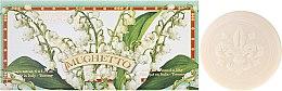 Парфюмерия и Козметика Комплект сапуни - Saponificio Artigianale Fiorentino Lily Of The Valley (Soap/6x50g)