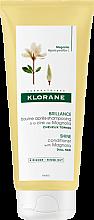 Парфюмерия и Козметика Балсам за коса - Klorane Shine Conditioner With Magnolia