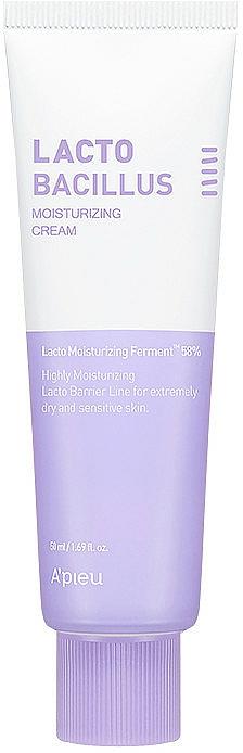 Хидратиращ крем за лице - A'pieu Lacto Bacillus Cream — снимка N1