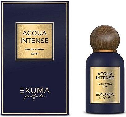 Exuma Acqua Intense - Парфюмна вода — снимка N1