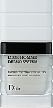 Парфюмерия и Козметика Есенция за лице - Dior Homme Dermo System Essence Perfectrice Pore Control