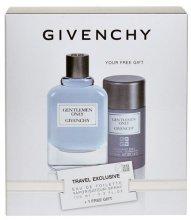 Парфюми, Парфюмерия, козметика Givenchy Gentlemen Only - Комплект (edt/100ml + deo/stick/75ml)