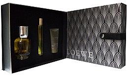 Парфюми, Парфюмерия, козметика Loewe Pour Homme - Комплект (edt/100/ml + edt/20ml + as/50ml)