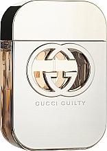 Парфюмерия и Козметика Gucci Guilty - Тоалетна вода