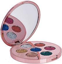 Парфюми, Парфюмерия, козметика Палитра глитери за грим - Contour Cosmetics Pressed Glitter Palette