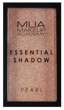 Сенки за очи - MUA Essential Shadow Pearl