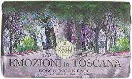 """Парфюмерия и Козметика Сапун """"Омагьосаната гора"""" - Nesti Dante Emozioni a Toscana Soap"""