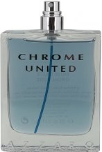 Парфюми, Парфюмерия, козметика Azzaro Chrome United - Тоалетна вода (тестер без капачка)