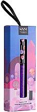 Парфюмерия и Козметика Гланц за устни - Nyx Professional Makeup Land of Lollies Glossy Lip Tint