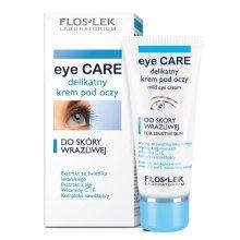 Парфюми, Парфюмерия, козметика Крем за очи за чуствителна кожа - Floslek Eye Care Mild Eye Cream For Sensitive Skin