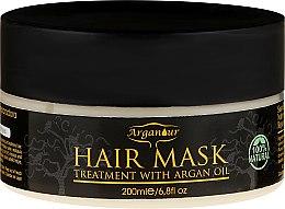 Парфюмерия и Козметика Маска за коса - Arganour Hair Mask Treatment Argan Oil