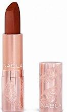 Парфюми, Парфюмерия, козметика Матово червило за устни - Nabla Cult Matte Bounce Matte Lipstick
