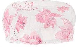 Парфюмерия и Козметика Шапка за баня, 9298, розови цветя - Donegal Shower Cap