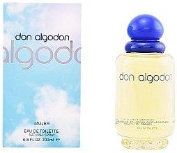 Парфюмерия и Козметика Don Algodon Mujer - Тоалетна вода