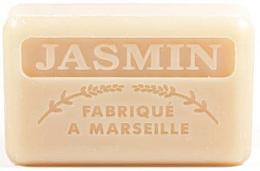 "Парфюмерия и Козметика Марсилски сапун ""Жасмин"" - Foufour Savonnette Marseillaise"