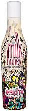 Парфюми, Парфюмерия, козметика Мляко за солариум за интензивен тен - Oranjito Level 2 Milk & Honey