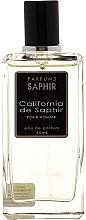 Парфюмерия и Козметика Saphir Parfums California - Парфюмна вода (тестер с капачка)
