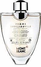 Парфюмерия и Козметика Montblanc Femme Individuelle - Тоалетна вода (тестер с капачка)