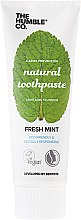 Парфюмерия и Козметика Натурална паста за зъби - The Humble Co. Natural Toothpaste Fresh Mint