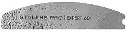Парфюми, Парфюмерия, козметика Метална основа за сменяеми листчета за пиличка за нокти, Expert 60, MBE-60 - Staleks
