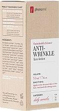 Парфюми, Парфюмерия, козметика Лосион за лице - Phenome Sustainable Science Anti-Wrinkle Face Lotion