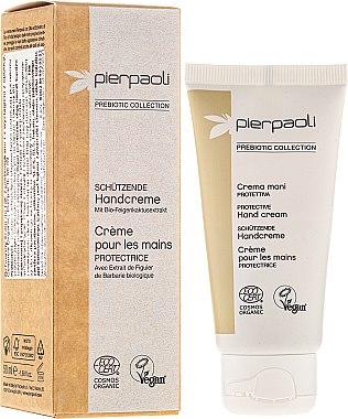 Защитен крем за ръце - Pierpaoli Prebiotic Collection Hand Cream — снимка N1
