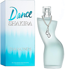 Парфюми, Парфюмерия, козметика Shakira Dance Diamonds - Тоалетна вода
