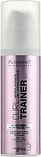 Парфюмерия и Козметика Лосион за къдрава коса - Kosswell Professional Dfine Curl Trainer