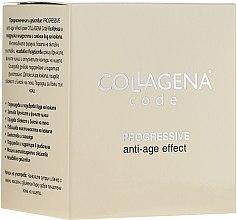 Парфюмерия и Козметика Антистареещ крем за лице - Collagena Code Progressive Anti-Age Effect