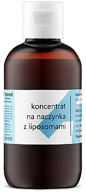 Концентрат за лице с липозоми - Fitomed Concentrate Lecithin Liposomes
