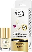 Парфюмерия и Козметика Твърдител за нокти - AA Long 4 Nails Glamour Hardener