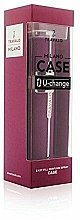 Парфюмерия и Козметика Парфюмен пълнител - Travalo Case Bag Milano Elegance HD Purple Spray