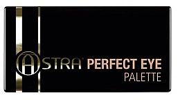 Парфюмерия и Козметика Палитра сенки за очи - Astra Make-up Perfect Eye Palette