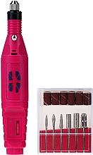 Парфюмерия и Козметика Електрическа пила за нокти RE 00017 - Ronney Profesional Nail Drill