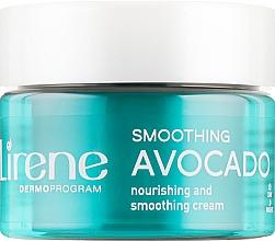 Парфюмерия и Козметика Крем, повишаващ еластичността с масло от авокадо - Lirene Moisture and Nourishment Cream