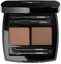 Парфюмерия и Козметика Комплект за грим на вежди - Chanel La Palette Sourcils
