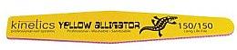 Парфюми, Парфюмерия, козметика Пиличка за нокти - Kinetics Yellow Alligator 150/150