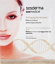 Парфюмерия и Козметика Антистарееща маска за лице - SesDerma Laboratories Sesmedical Antiaging Face Mask