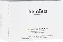 Парфюмерия и Козметика Антиоксидантната маска с витамин С - Natura Bisse C+C Vitamin Ascorbic Acid Mask