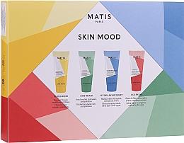 Парфюмерия и Козметика Комплект за лице - Matis Responce Preventive Skin Mood Set (b/balm/50ml + f/cr/20ml + f/essence/20ml + f/mask/20ml)