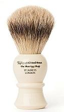 Парфюмерия и Козметика Четка за бръснене, S2235 - Taylor of Old Bond Street Shaving Brush Super Badger size L