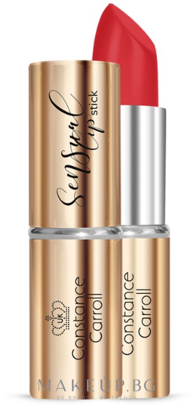 Червило за устни - Constance Carroll Sensual Lipstick — снимка 01 - Red