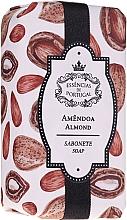 "Парфюмерия и Козметика Натурален сапун ""Бадем"" - Essencias De Portugal Natura Almond Soap"