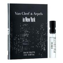 Парфюми, Парфюмерия, козметика Van Cleef & Arpels In New York - Тоалетна вода (мостра)