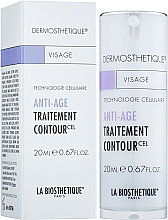 Парфюмерия и Козметика Клетъчно активна околоочна терапия - La Biosthetique Dermosthetique Traitement Contour Anti-age