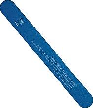 Парфюмерия и Козметика Двустранна пила за нокти , 240/240, синя - Peggy Sage 2-Way Giant Washable Nail File