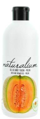 """Душ гел-крем """"Пъпеш"""" - Naturalium Bath And Shower Gel Melon — снимка N1"""