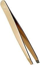 Парфюми, Парфюмерия, козметика Пинсета за вежди - Oriflame Giordani Gold Slant Tweezer